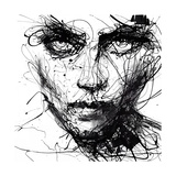 In Trouble, She Will Reproduction d'art par Agnes Cecile