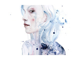 Poison Reproduction d'art par Agnes Cecile