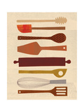 Wine and Dine - Baking Utensils