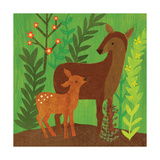 Forest Babies - Deer Family