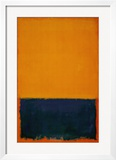 Yellow  Blue  Orange  1955