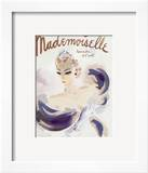 Mademoiselle Cover - November 1936