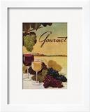 Gourmet Cover - October 1942