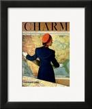 Charm Cover - February 1948