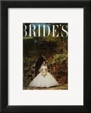 Brides Cover - February 1957