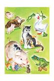 Baby Animal Puzzles - Jack & Jill