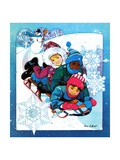 Winter Fun - Jack & Jill