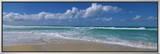 Waves Crashing on the Beach  Sunset Beach  Oahu  Hawaii  USA