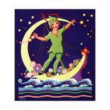 Singing on the Moon - Child Life