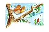 December Owls - Jack & Jill