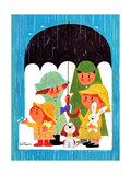 Raining Cats and Dogs - Jack & Jill