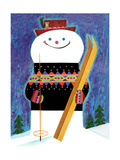 Skis for Snowman - Jack & Jill