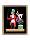 Circus Ringmaster - Child Life