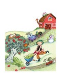 Farm Funnies - Humpty Dumpty