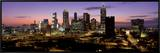 Skyline at Dusk  Cityscape  Skyline  City  Atlanta  Georgia  USA
