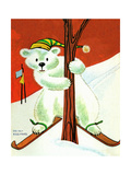 Polar Bear Skis - Jack & Jill