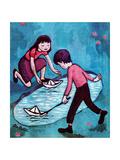 Paper Boats - Jack & Jill