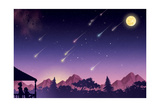 Waiting for the Perseids - Jack & Jill