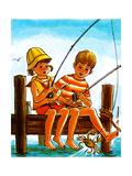 Crab Fishing - Jack & Jill