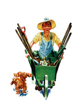Young Gardener - Child Life