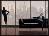 Pensive New York