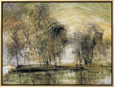Willows in Morning Wind