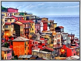 Scenes from Cinque Terra  Italy