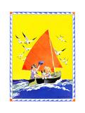 Sailing - Child Life