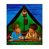 Camping - Child Life