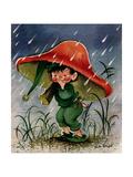 Mushroom Shelter - Jack & Jill