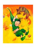 Elf Parachute - Jack & Jill
