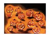 Pumpkin Smiles - Jack & Jill