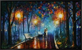 Misty Mood Of Afremov