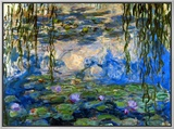 Waterlilies  1916-1919