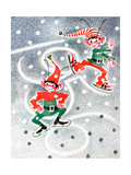 Elf Skates - Jack & Jill