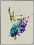 Ballerina Watercolor 5