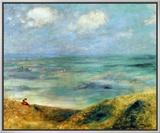 Seashore at Guernsey  1883
