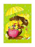 Rainy Easter - Playmate