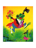 Frog Frolic - Playmate