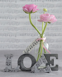 Composition Florale : Love