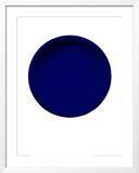 Blue Disk  c1957 (IKB54)