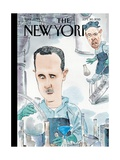 Bad Chemistry - The New Yorker Cover  September 30  2013