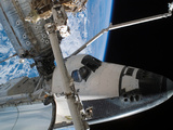 STS-118 Astronaut  Construction and Maintenance on International Space Station August 15  2007