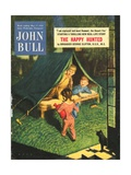 John Bull  Holiday Tents  Camping Adventures Magazine  UK  1950