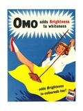 Omo  Washing Powder Products Detergent  UK  1950
