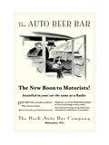 The Auto Beer Bar