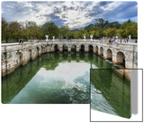 Roman Baths in Nimes
