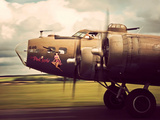 B-17G Flying Fortress Bomber