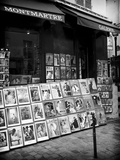 Art shop - Montmartre - Paris