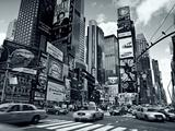 Times Square  New York City  USA